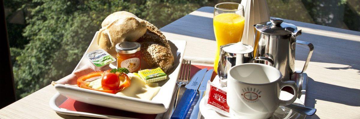 Frühstück bei Jindrak