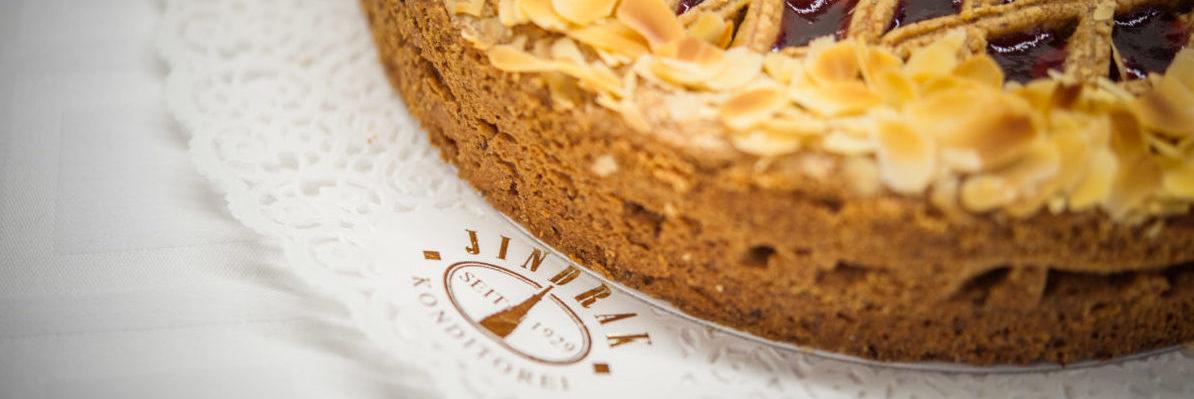Original Linzer Torte von Jindrak