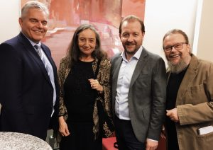 Jindrak Kunstcafé Vernissage Claudia Steiner